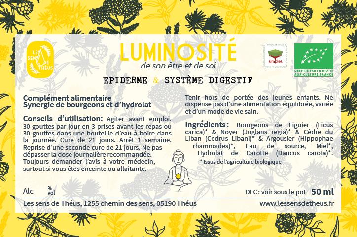 Chakra 3 Luminosité Epiderme Système Digestif Manipura Plexus solaire