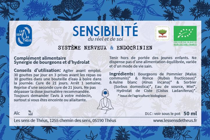 Chakra 6 Sensibilité Système nerveux et Endocrinien ajna 3ème oeil